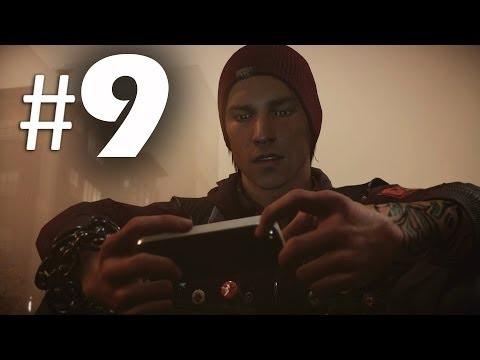 Infamous Second Son Part 9 - The Fan - Gameplay Walkthrough PS4