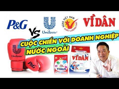 Chiến Lược Kinh Doanh Giúp Bột Giặt Việt Vì Dân Vẫn Sống Tốt Trước Các Đòn Đánh Của P&G và Unilever