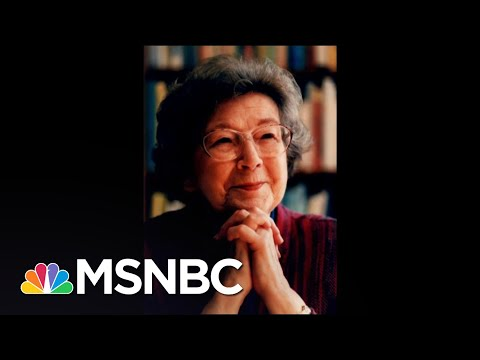 Celebrated Children's Author Beverly Cleary Dies At 104   The 11th Hour   MSNBC