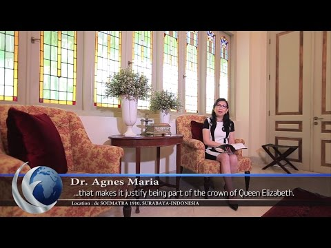 """Video Lensa Firman Episode: """"The Process of Glory"""" by Dr. Agnes Maria."""