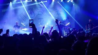 The Amity Affliction - Drag The Lake (Live) Misery Will Find You Tour 2019