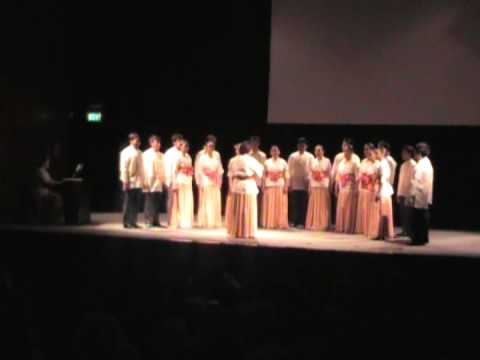 UP Concert Chorus -  I Believe / Ave Maria
