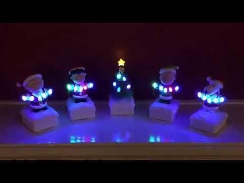 Hallmark Charlie Brown Christmas Figures