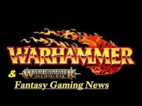 Warhammer Fantasy Gaming News 97 - Warhammer 3 Survival Mode WQ Silver Tower, Soulblight Gravelords |