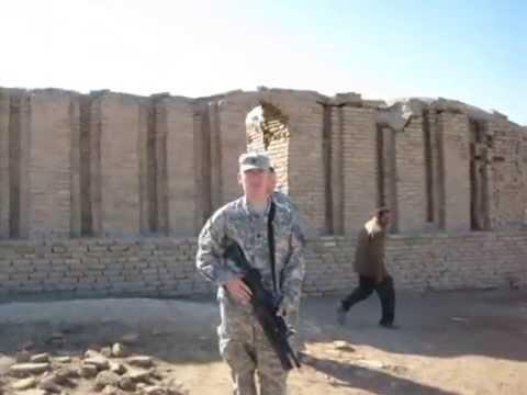 Great Ziggurat of UR Iraq