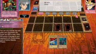Yu Gi Oh! Online Gameplay Footage