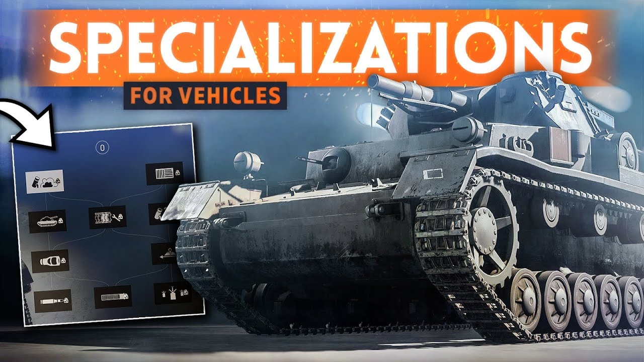 BATTLEFIELD 5: VEHICLE CUSTOMIZATION & PROGRESSION! (Panzer 4 Example)