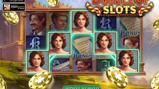 Slot Machine Mobile Game Banner Ad