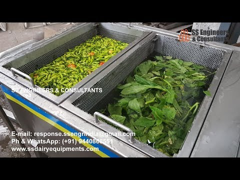 Salad Washer