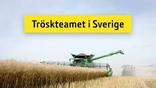 Tröskteamet i Sverige