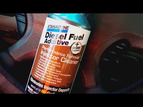 Diesel fuel additives, 5.9 cummins MPG, and injector cleaning abilites