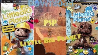 Download Little Big Planet PPSSPP Android + GamePlay