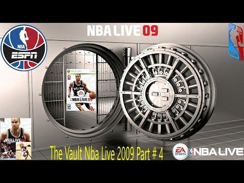 The Vault Series Nba Live 2009 Part # 4