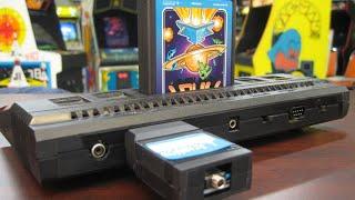 Classic Game Room - ATARIVOX+ review for Atari 2600