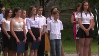 A Klafszky Katalin tagiskola ballagási ünnepsége