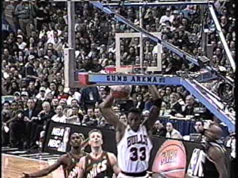 Michael Jordan - First Triple Double in All-Star Game History (1997)