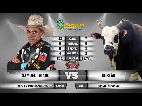 Rodeio de Colorado 2017 - FINAL / TOUROS