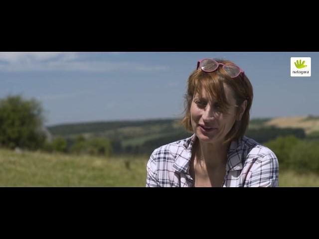 Vinciane et Thibaut construisent une ferme durable