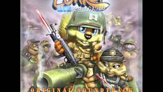 Conker Live and Reloaded OST: Surf Punks