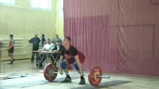 Потёмкин Вадим, 17 лет, вк 56 Толчок 85 кг