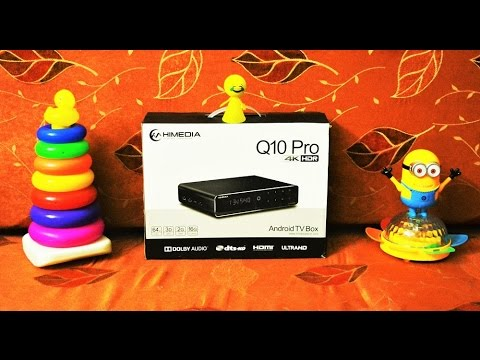 The Advanced 4K Android TV Box - Himedia Q10 Pro - Review
