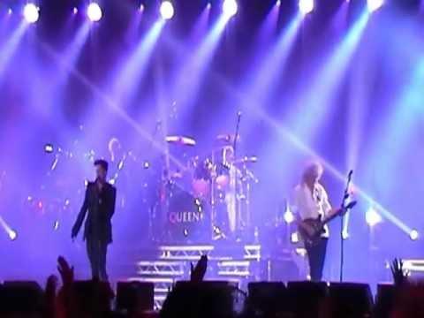 QUEEN & ADAM LAMBERT - Radio Ga Ga - Live in Kiev (30.06.2012).