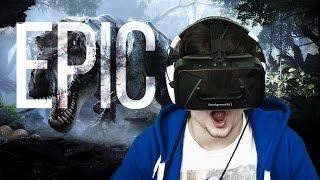 EPIC VR élmény! *.* | Back to Dinosaur Island + Extra :P