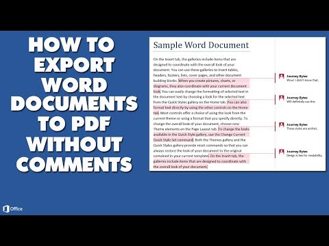 how-to-export-word-documents-to-pdf-without-comments