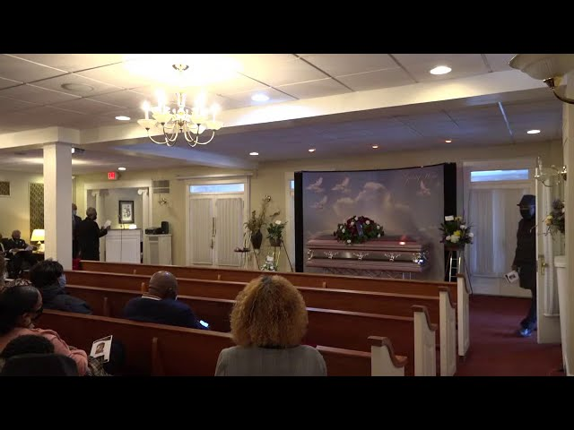 Funeral Services for Ibitola Aremu-Rideaux