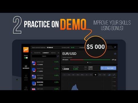 Free forex trading demo app