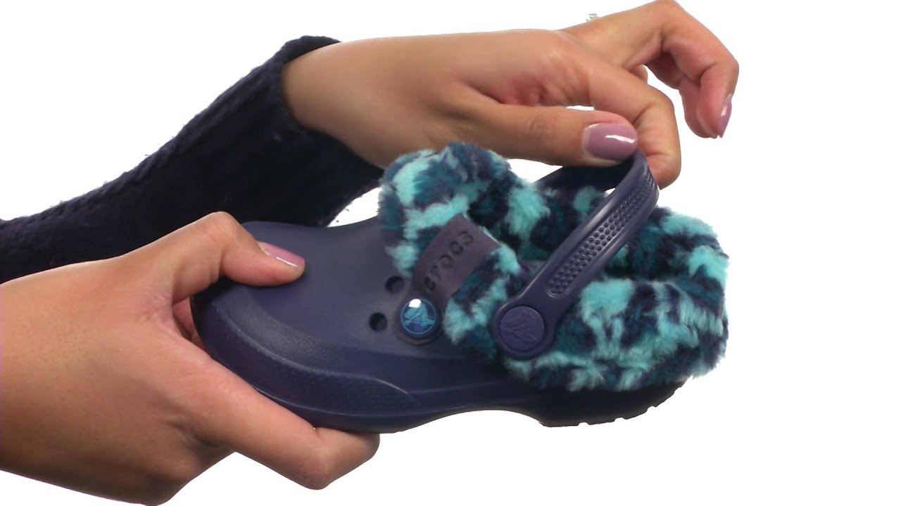 4213efd5749d3e Crocs Kids Blitzen II Animal Print Clog (Little Kid Big Kid) SKU 8559479