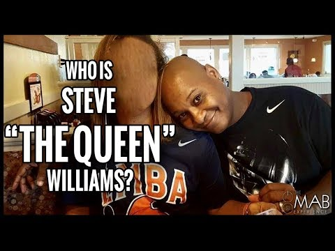 """Who Is Steve """"The Queen"""" Williams? [A Response Video]"""