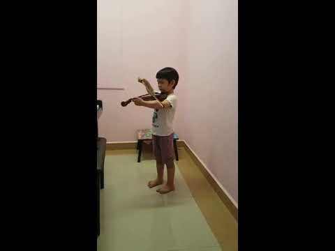 Pop Baroque (By JZ) Violin