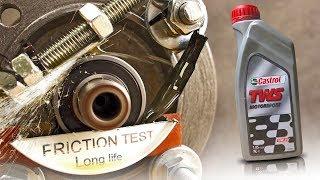 Castrol TWS 10W60 Motorsport Jak skutecznie olej chroni silnik?