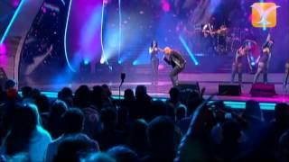 Wisin & Yandel, Me Estás Tentando, Festival de Viña 2013