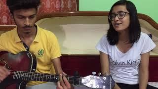 Gambar cover Agar Tum Saath Ho - Alka Yagnik & Arijit Singh (Cover by Nandini Niloy ft Punit Prajapat)
