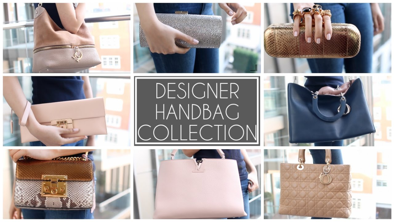fbe66663490 DESIGNER HANDBAG COLLECTION | Gucci, Louis Vuitton, Dior, AMQ, Ferragamo |  JASMINA PURI