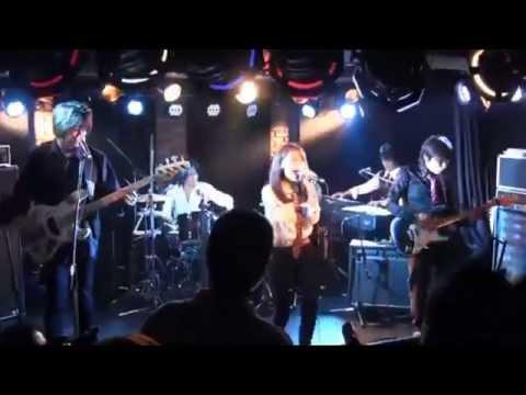 ayano LIVE「HAPPY GO LUCKY」(渋谷BURROW)2014