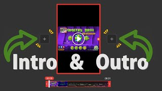 How to use Intro & Outro with Mobizen