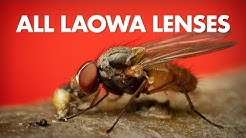 All Laowa Macro Lenses Compared - Which One to Buy?