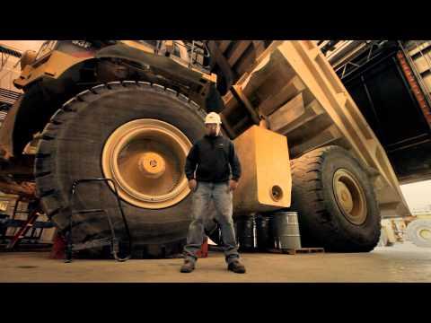 Derek, Mobile Maintenance - Kinross Fort Knox