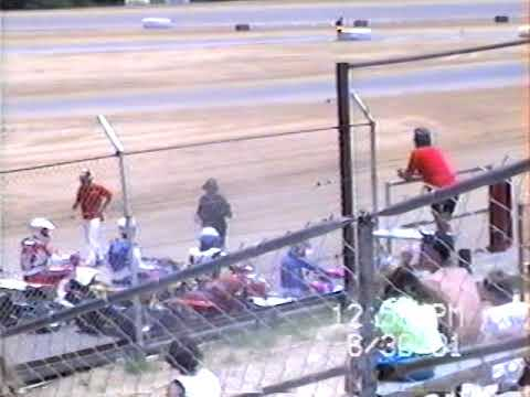 AMA ATV Nationals Boyd Raceway 250B Main 1991 and Buddy Race