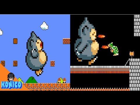 If Snorlax Replaced Mario In Super Mario Bros.