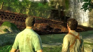 Uncharted: Drake's Fortune Let's Play Part 2 The Search For El Dorado