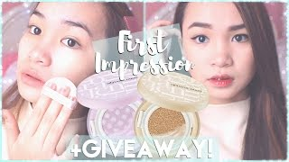 FIRST IMPRESSION: Botanic Farm Waterfull Serum BB+Dot Art CC Cushion+GIVEAWAY (CLOSED)(the giveaway has ENDED and the winer is... Diana Le! I have YT messaged you~ thanks for all of your entires, there will be more giveaways in the future! love ..., 2016-01-25T12:00:00.000Z)