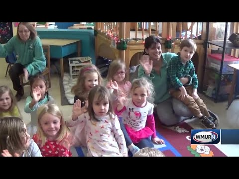 School visit: Discovery Child Enrichment Center in Portsmouth