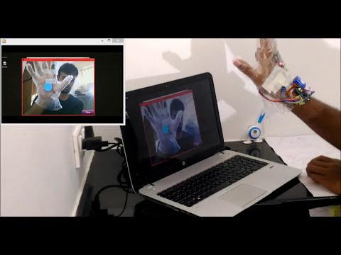 Virtual Reality using Arduino