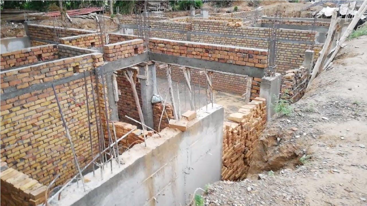 1 Kanal House Basement Floor Construction