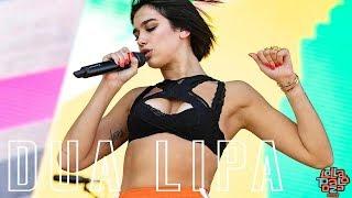 Dua Lipa - Blow Your Mind (Mwah) - Live at Lollapalooza Berlin 2018