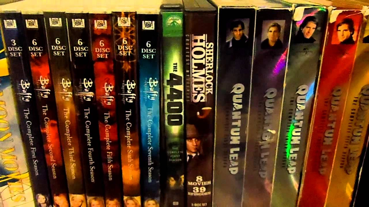 My Tv Shows Collection Dvd Review November 4  2013